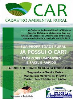 Cadastro Ambiental Rural