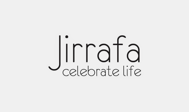Logo Jirrafa Greeting Cards Hedwig Vina Portfolio