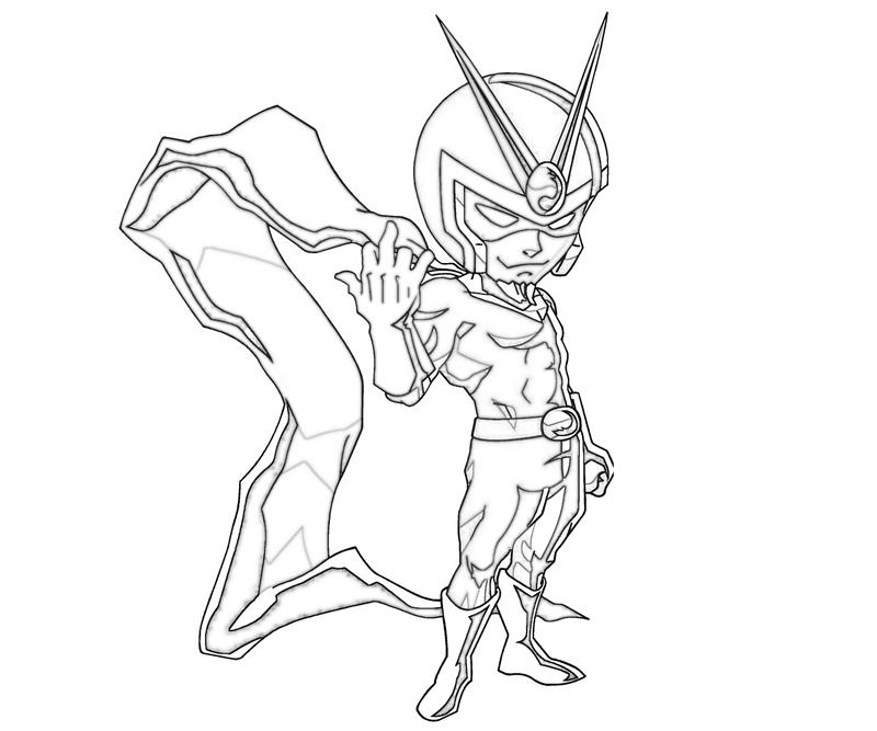 printable-marvel-vs-capcom-strider-viewtiful-joe-abilities_coloring-pages