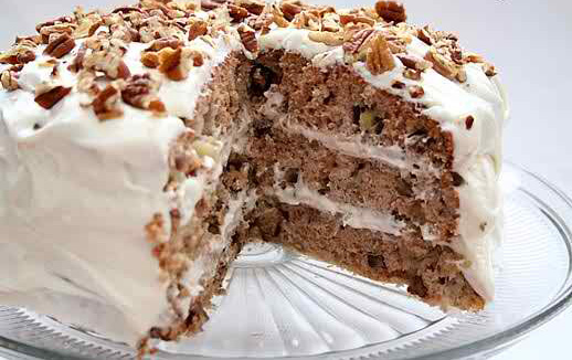 cake recipes, easy cake recipes, chocolate cake recipes, best cake recipes, healthy cake recipes,Vermont Maple Pecan Cake