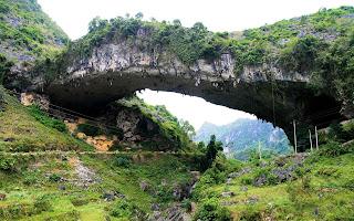 Jiangzhou Immortal Bridge, China