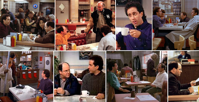 Bar de la serie Seinfeld