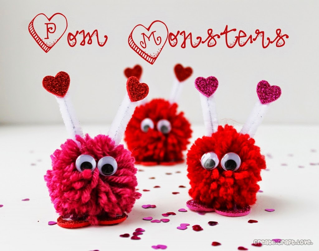 Pom-Pom Monsters
