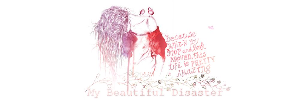 !   MY BEAUTIFUL DISASTER  