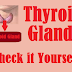 Thyroid Gland-A Vital Part of Body You can Check Yourself