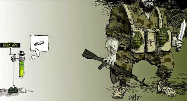 Brian Gable: Ebola & ISIS (amateur).