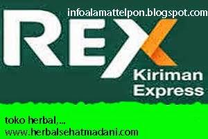 Alamat Ekspedisi REX Express Batam