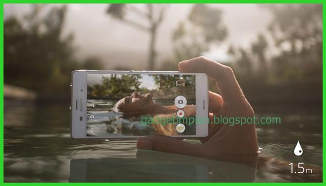 Hadiah HP Android Murah Buat Cowok Keunggulan Android Sony Experia z 3