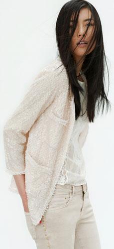 Zara mujer primavera 2012