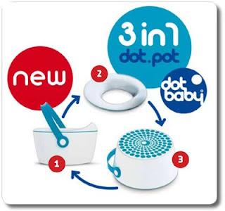 orinal 3 en 1 dot baby baby matters