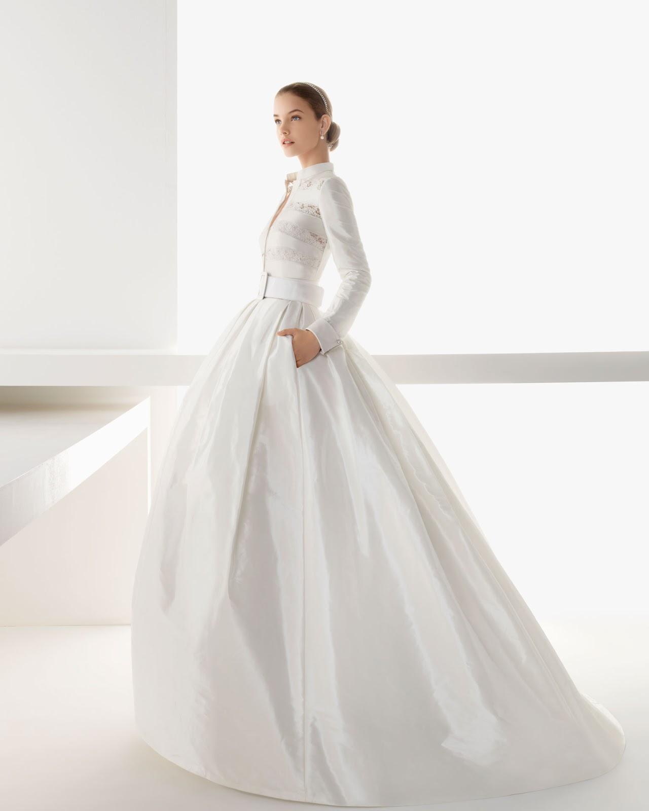 Rosa Clara 2013 Gelinlik Modelleri