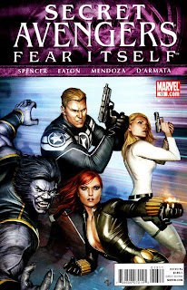 Secret Avengers #13 - 365 Days of Comics