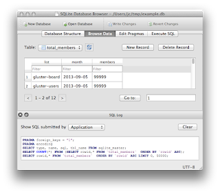 Download SQLite Database Browser Version 3.7.0