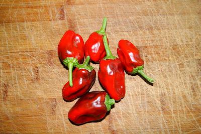 Sweat Heat Peppers