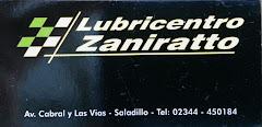 LUBRICENTRO ZANIRATTO