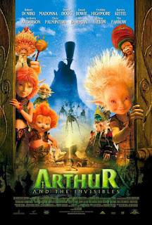Watch Arthur and the Invisibles (Arthur et les Minimoys) (2006) movie free online