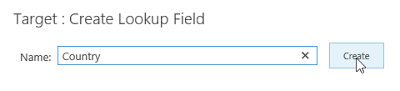 Create cross-site lookup in SharePoint 2013