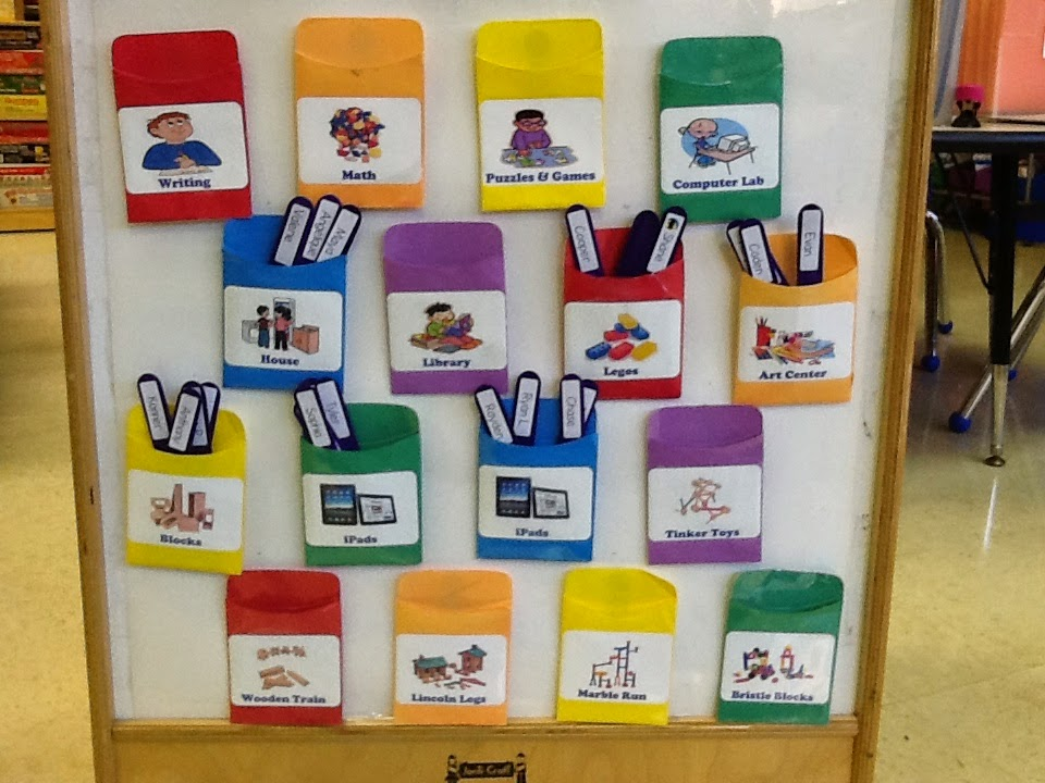 Mrs Breitlows Kindergarten October 2014