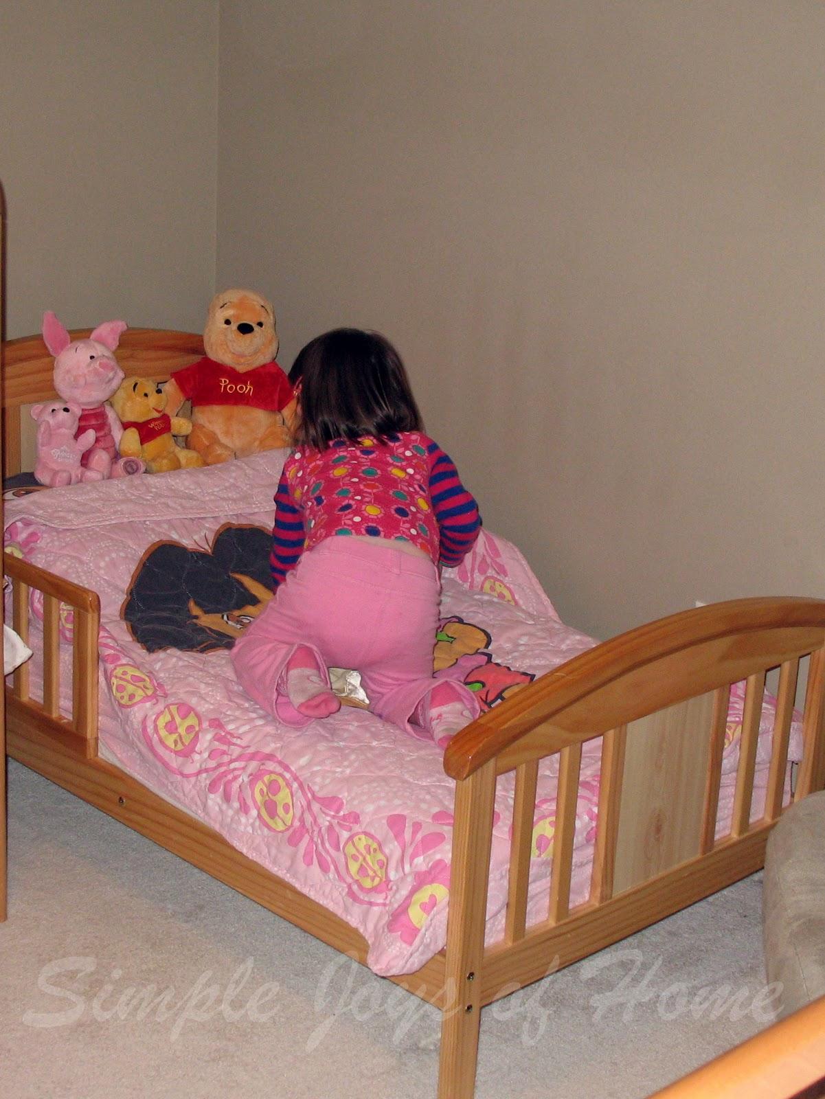 Simple Joys Of Home Big Girl Beds