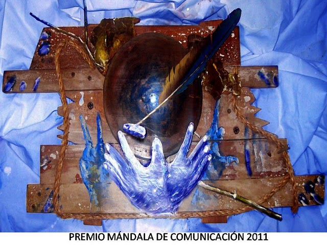 RECIBIMOS EL PREMIO MÁNDALA DE LA COMUNICACIÓN 2011