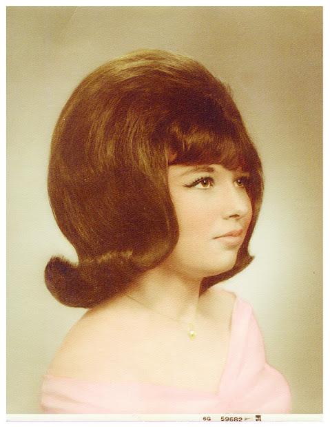 big hair of 1960s 30