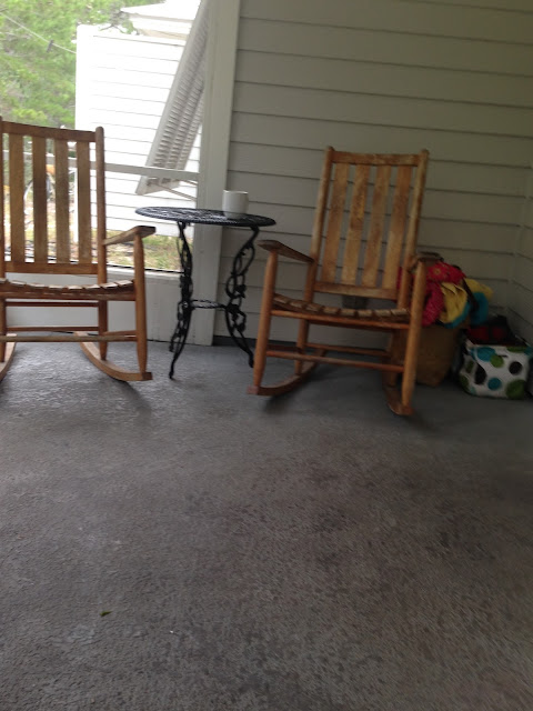 The Little Things blog: Grayton Beach State Park cabins