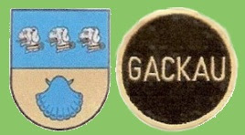Wappen der Gemeinde Bramstedt und Batch des Vereins