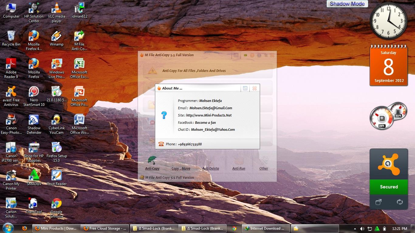 m file anti-copy 5.5 full serial number