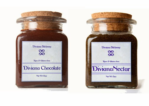 Diviana Alchemy superfood spreads