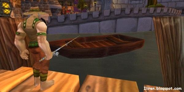wow Рыба классической игры Илирэн