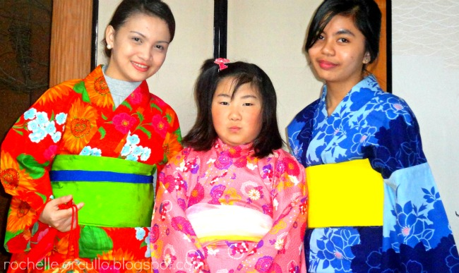 japan, kimono, yukata