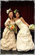 bröllopsmässamodeller/ tösabitar 2&3