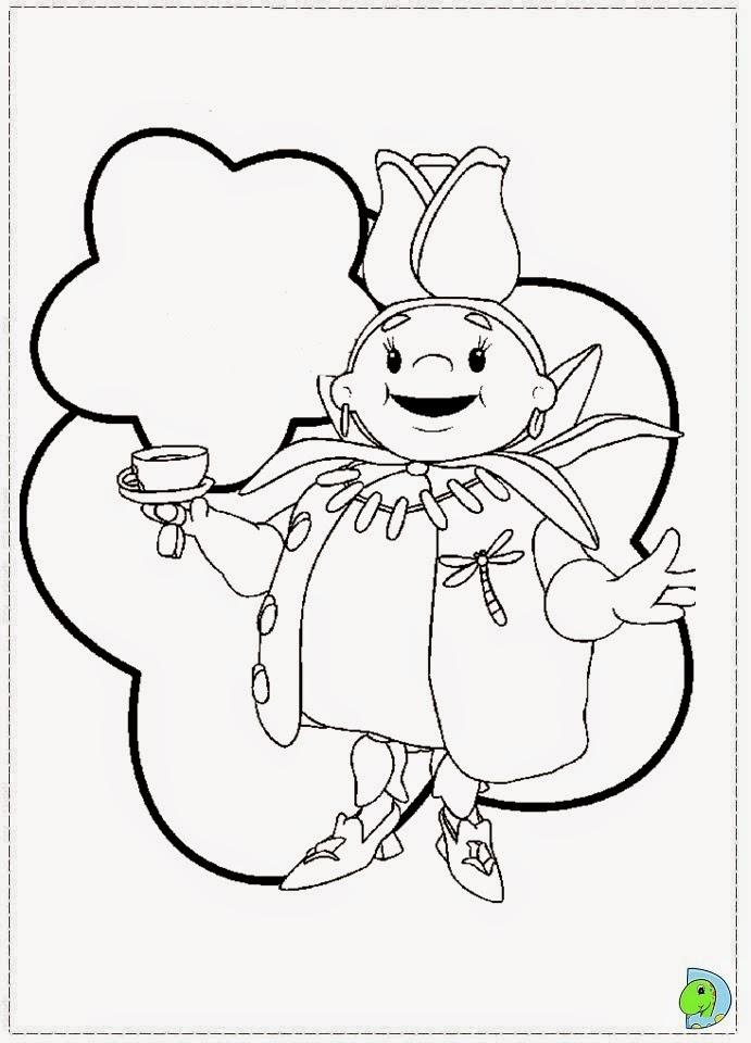 Dinokids - Desenhos para colorir: Desenhos de Fifi e os ...