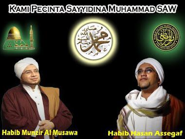 Pimpinan Majelis Rasulullah & Nurul Musthafa