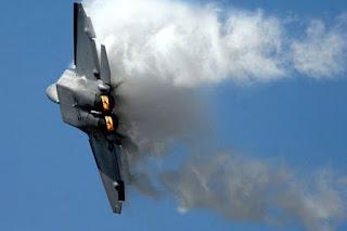 F-22 Raptor - Forward Deployment