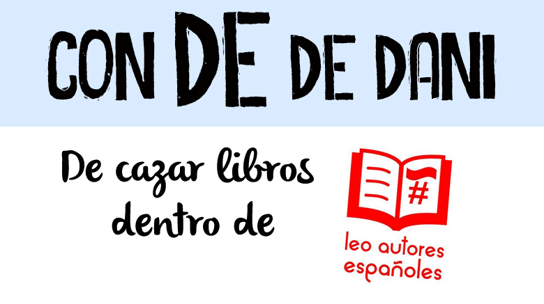 De cazar libros dentro de #LeoAutoresEspañoles