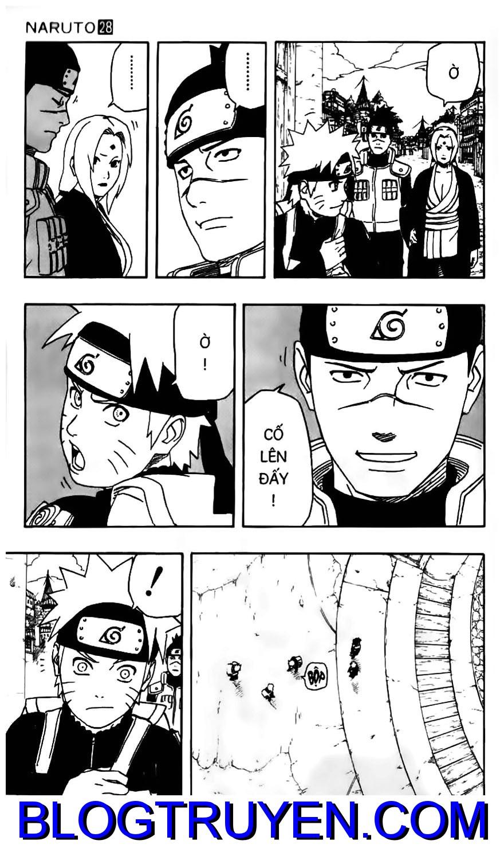 Naruto chap 251 Trang 12 - Mangak.info