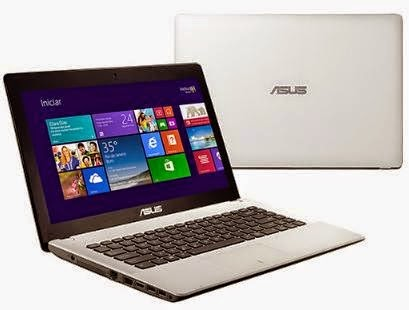 Notebook Asus X451CA-BRAL-VX125H com Intel Core i3