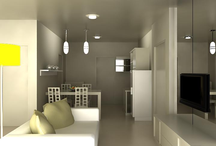 Le 39 line interior gambar design interior apartemen dengan for Design apartemen 2 kamar