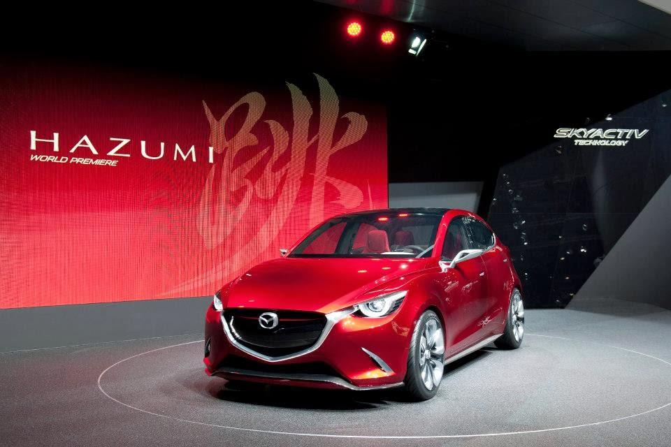 Mazda'nın yeni otomobili