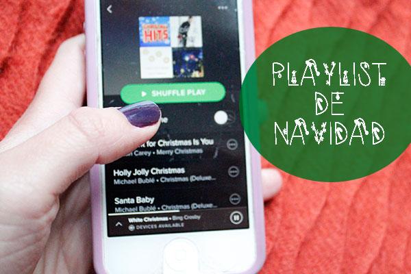 playlist de navidad