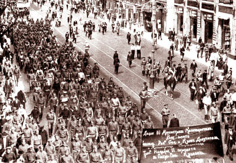 La revolución de Octubre (1917-1921) - Part 1