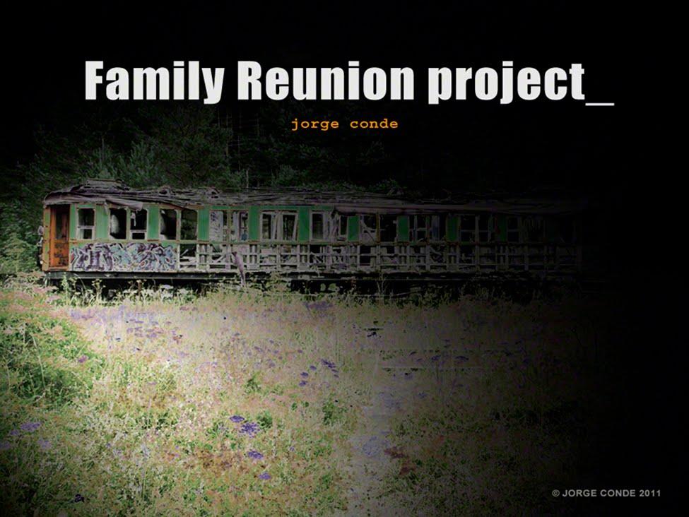 Jorge Conde_Family Reunion