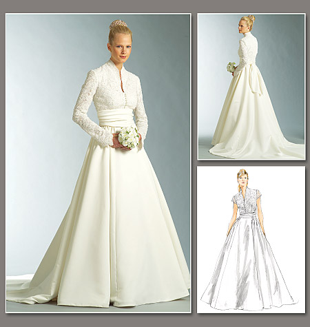 Wedding Dress Patterns on The Needle Ninja  Battle Of The Royal Wedding Dress