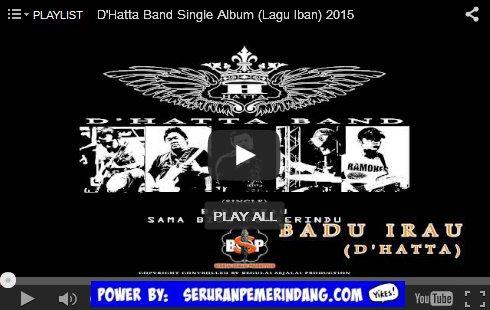 D'Hatta Band Single Album 2015