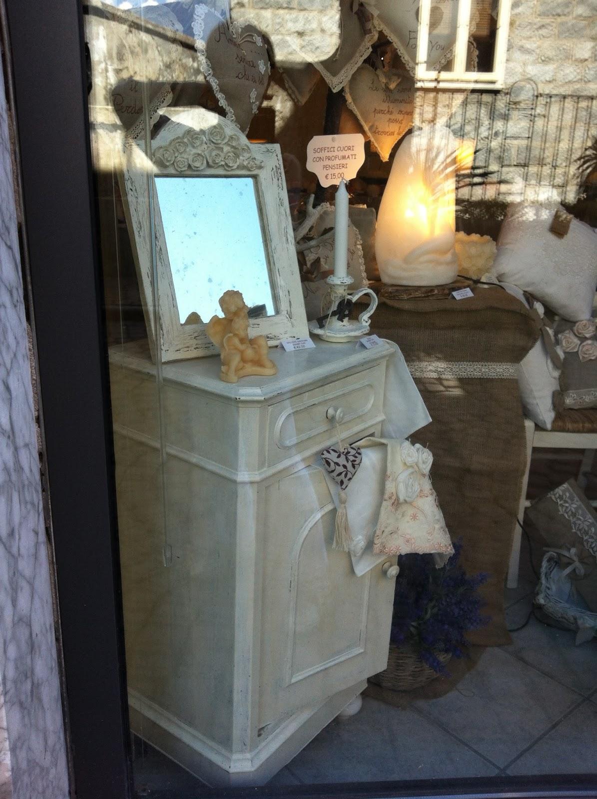 Kreare chic mostra mercato bienno 2013 - Specchio antichizzato ...