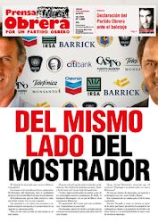 Prensa Obrera 05/11/15
