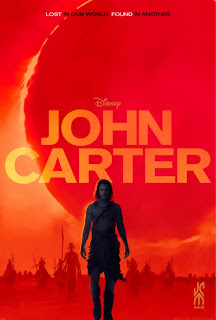 John Carter poster and IMPAwards link