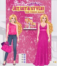 Barbie Jet, Set & Style Shop