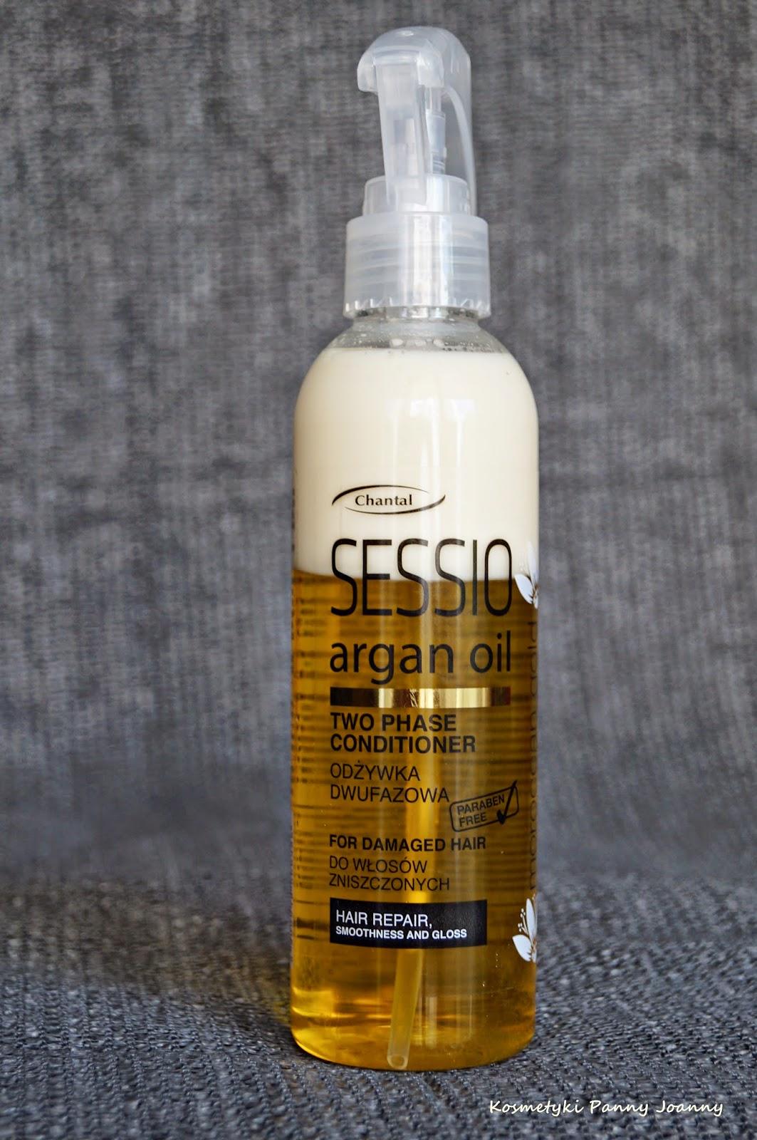 """Kosmetyk """"awaryjny"""" Chantal Argan Oil"""
